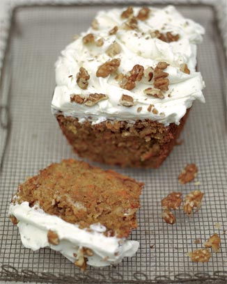 Jamie Carrot Cake Mascarpone