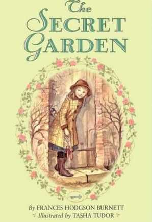 The Secret Garden by Louise May Alcott