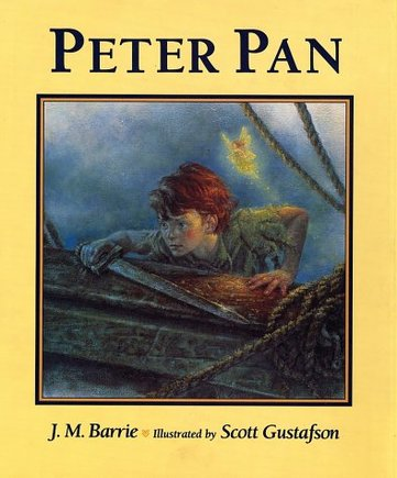 Peter Pan by J.M Barrie