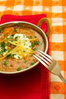 Leftover turkey coconut curry