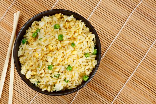 Рис с яйцом китайски рецепт фото