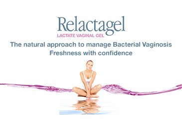Relactagel® - the natural treatment of Bacterial Vaginosis