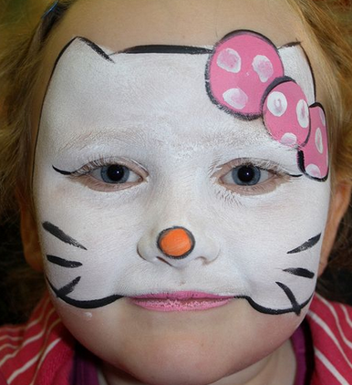 Adorable Face Painting Ideas For Toddlers