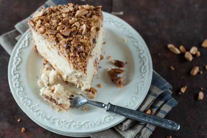 Peanut butter cheesecake | MummyPages.MummyPages.uk