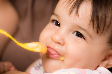 Tooth care for babies and toddlers