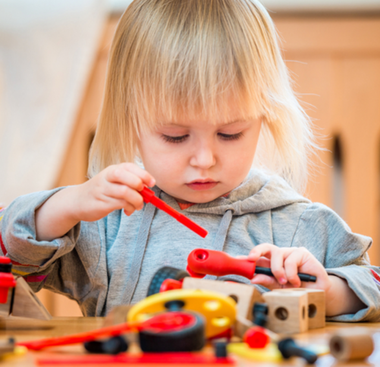 Skills your preschooler learns through play
