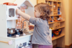 Kitchen fun with your tot