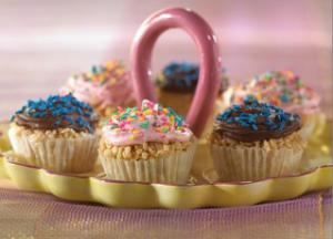 Crunch-a-Bunch Cupcakes