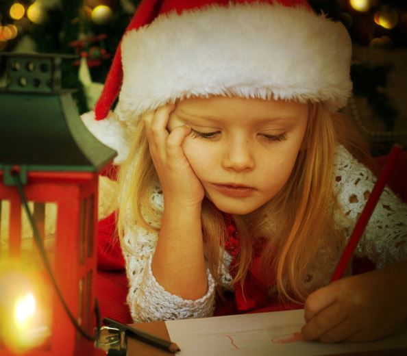 Seven year old girl writes letter to santa but shes not seven year old girl writes letter to santa but shes not spiritdancerdesigns Image collections