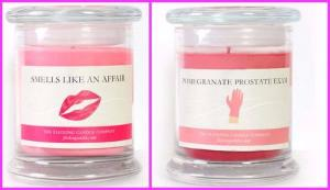 LOL! Candle company offers the most outrageous scents EVER