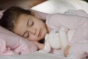 Apparently, THIS is what we need to do to ensure our children get a good nights sleep