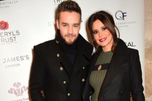 Speechless: Liam Payne confirms he and Cheryl have welcomed a SON