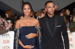 Rochelle Humes praises 'keeper' Marvin for his AMAZING birthday gesture
