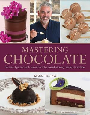 Win a copy of Mastering Chocolate