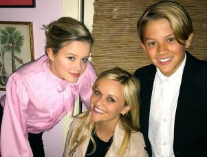 Family, cake and a limited edition dress: Reese Witherspoons birthday party looked amazing