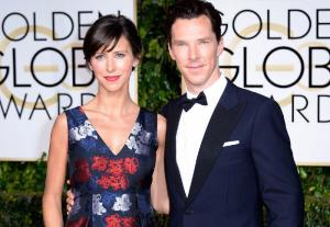 Benedict Cumberbatch and Sophie Hunter reportedly welcome second child