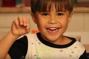 This amazing dad caught footage of the Tooth Fairy on camera for his son