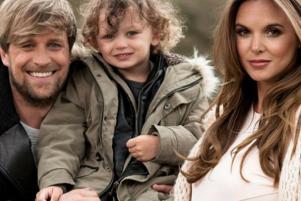 Baby no. 3: Jodi Albert and Kian Egan are expecting again