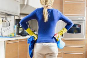 Clean-up confessions: The nations most HATED household chore has been revealed