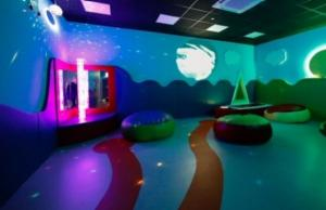 This airport has officially opened a sensory room for autistic children