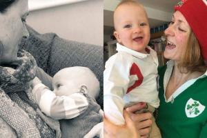 I didnt feel love: BBC presenter admits she struggled to bond with son