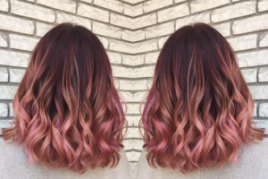 Rose gold hair is this summers hottest beauty trend, and we are loving it