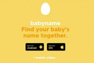 Cant decide on a baby name? This app could make the process so much easier