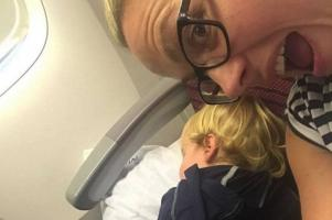 Stress-free flights? This £45 invention could make flying with children SO much easier
