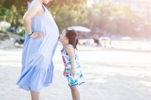 Pregnant with number two? The unexpected emotions you feel on your second baby