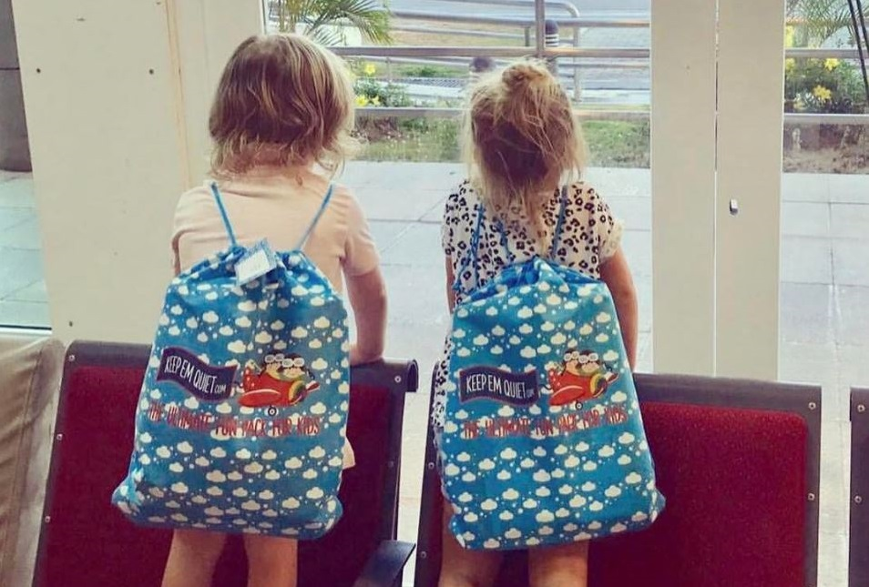aff3f0a347ef Heading on holidays  This GENIUS idea will keep your kids...