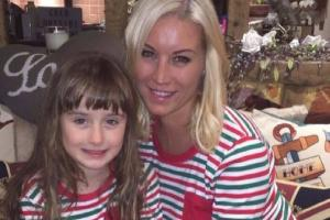 You dont want to scare them: Denise Van Outen on explaining terror attacks to her daughter