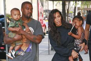 'Confirmed': Kim and Kanye sign $113K surrogacy deal for third child