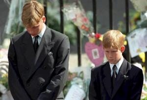 'No child should have to do that': Prince Harry on walking behind his beloved mum's coffin