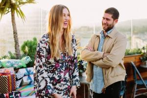 'I can't feel sexy': Heavily pregnant Whitney Port has given up sex