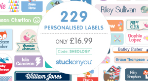 Use code Sheology for great offers