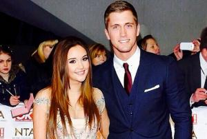 Best day ever: Jacqueline Jossa and Dan Osborne have tied the knot