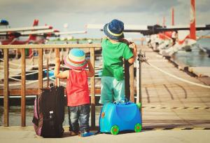 No easy task! 6 genius packing hacks that will make travelling with kids WAY easier