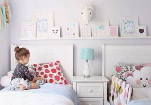 Real talk: 6 tips that will make sibling room-sharing a walk in the park