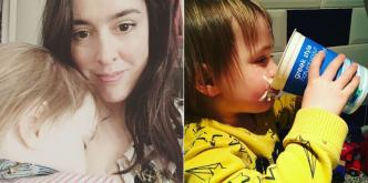 Mum defends decision to allow her three-year-old breastfeed, and she makes a pretty good point