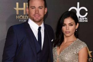 Channing Tatum and Jenna Dewan went off the grid for their anniversary