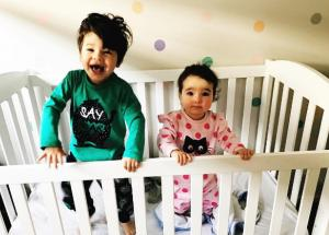 Child number one versus number two - we cant deal