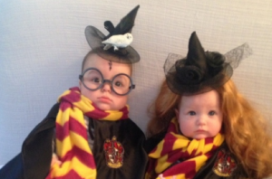 Harry Potter inspired Halloween costumes for your little wizard