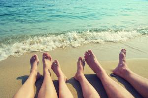 How to survive your first family holiday with kids