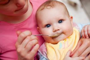 The 5 stages of eating when youre a mum