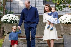 Hurrah! Kensington Palace confirms the Duchess due date