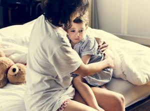 How to help your child deal with nightmares
