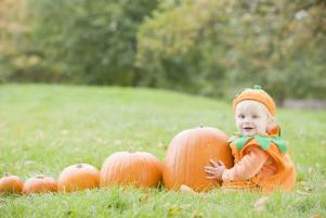 How to celebrate your babys first ever Halloween