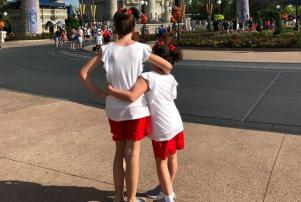 What happened when two foster girls went to Disney World will melt your heart