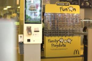 This McDonald's restaurant is going to LOCK AWAY your mobile phone