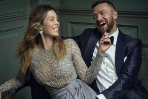 We're SWOONING over Justin Timberlake's wedding anniversary tribute to Jessica Biel